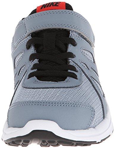 Nike Revolution 2 Psv, Baskets Basses Unisexe-Enfant, 26 EU gris - Gris / Rojo