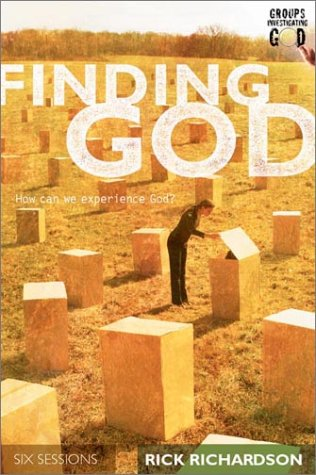 Finding God: How Can We Experience God? (Groups Investigating God)