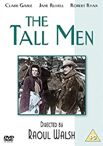 The Tall Men [1955] [DVD]