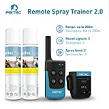 PetTec Remote Spray Trainer 2.0