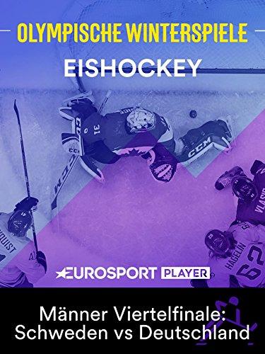 Eishockey: Männer, Viertelfinale