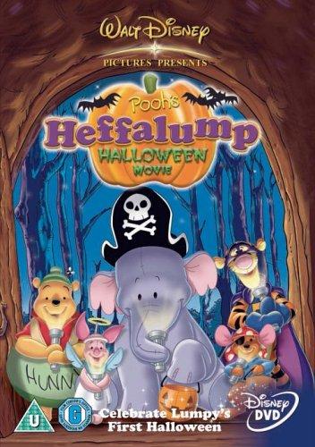 Winnie The Pooh - Pooh's Heffalump Halloween [UK (Disney Von Halloween Film)