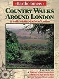 Bartholomew Country Walks Around London