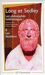 Les philosophes hellénistiques, tome 2 : Les Stoïciens