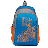 #2: Lutyens Blue Polyester School Bag(21 Litre)(Lutyens_328)