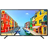 Kodak 140 cm (55 inches) UHD 55UHDXSMART 4K Ultra HD Smart LED TV (Black)