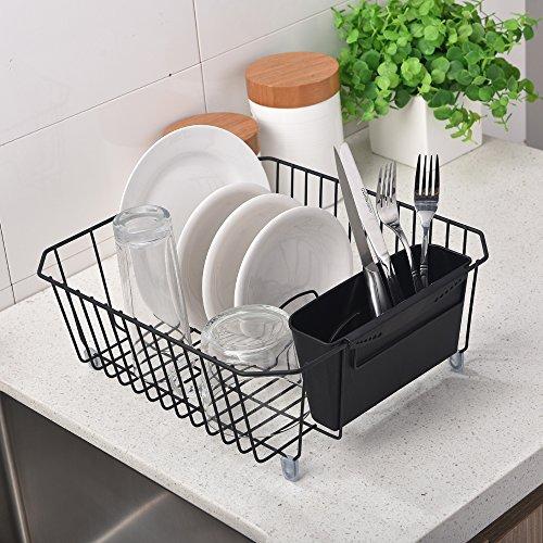 Kommerzielle Wire (Heselian Kommerzielle Rust Proof Küche In Spüle Seite Abtropffläche Abtropffläche, Schwarz Abtropfbrett)