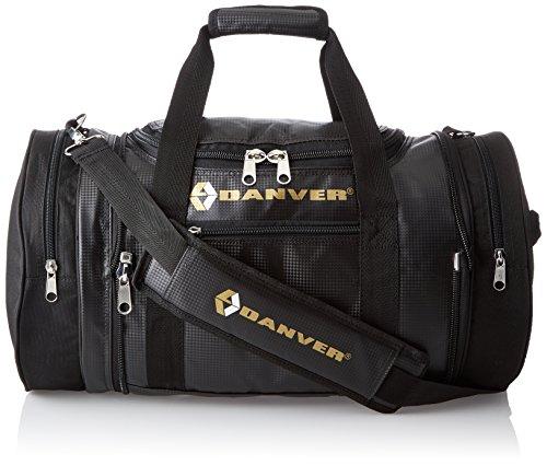 Danver Total Carbon, Bag Bolsa de Deporte Unisex-Adulto, Negro, 50L