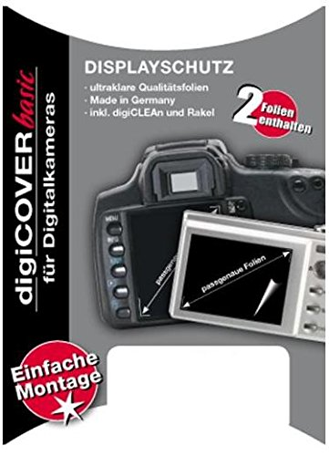 digiCOVER Screen Protector Basic 2.5