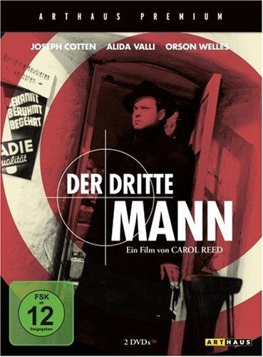 Bild von Der dritte Mann (Arthaus Premium Edition - 2 DVDs)
