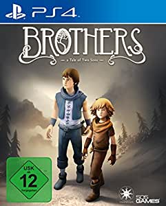 Brothers - A Tale of Two Sons - PlayStation 4 - [Edizione: Germania]