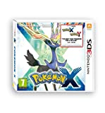 Cheapest Pokemon X on Nintendo 3DS