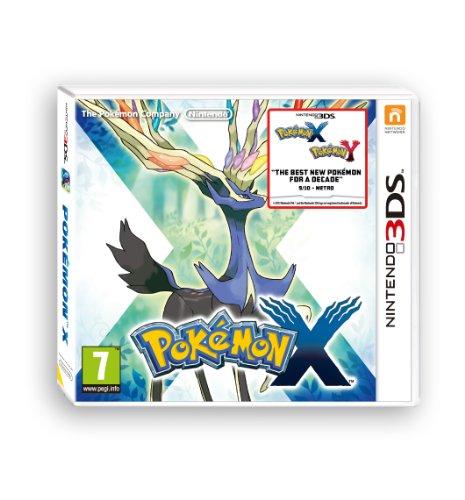 Pokémon X [Importación Inglesa]