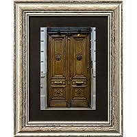 Dósfer 82356 - Cuadro Decorativo, Puertas, 41 x 51 cm