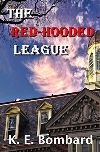 the-red-hooded-league-second-in-the-jason-kraft-series-book-2-english-edition