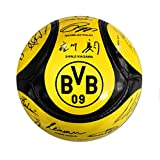 BVB Borussia Dortmund Fußball *** Team *** Unterschriften Gr. 5