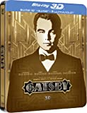 The Great Gatsby - Limited Edition Steelbook [Blu-ray 3D + Blu-ray] [2013] [Region Free]