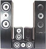 Ltc 10-3000 5.0 Heimkino-System - schwarz