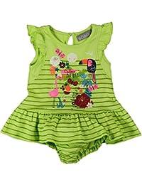 Boboli Vestido Punto - Talla - 6m Para Bebé Niña
