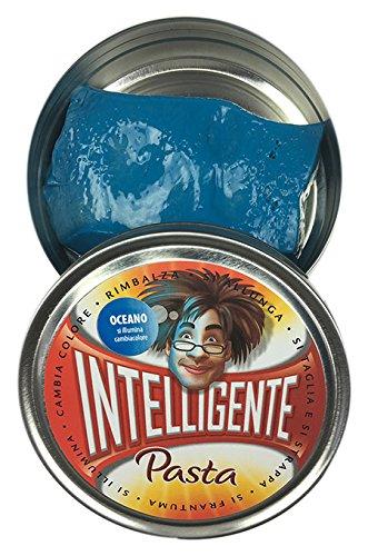 Preisvergleich Produktbild Intelligente Knete - Thinking Putty - Leuchtet im Dunkeln - Ändert die Farbe ...