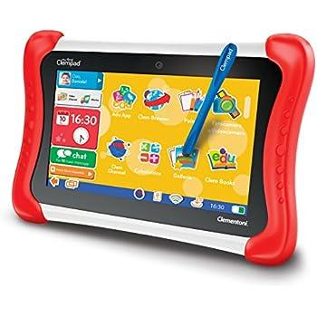 Clementoni 13694 - Il Mio Primo Clempad 4.4 Plus Tablet Educativo [Versione 2014]