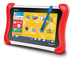 Clempad Clementoni 13694 - Il Mio Primo 4.4 Plus Tablet Educativo [Versione 2014]