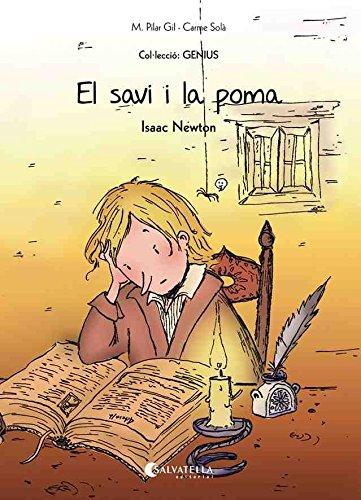 El savi i la poma (Isaac Newton): Genius 3 por M. Pilar Gil