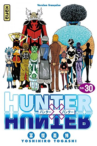 Hunter X Hunter - Tome 30 par Yoshihiro Togashi