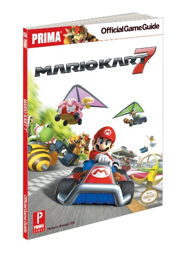 Mario Kart 7 Official Game Guide [Broché]