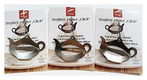 Teeli - Accessoires - Pince Inox pour Filtre à Thé