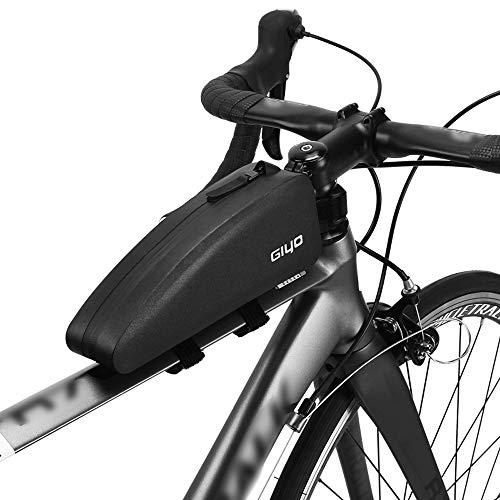 Lixada Bolsa Bicicleta Cuadro Impermeable Bolsa Triangular