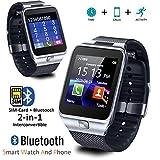 Best Indigi iPhone reloj - Indigi® Universal reloj inteligente y teléfono Bluetooth iPhone Review