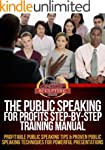 Public Speaking For Profits Step-By-S...