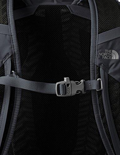 The North Face Unisex Litus 22 Rc Rucksack Asphalt Grey/TNF Black