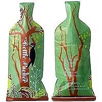 Protettore Bottiglia di Vino Riutilizzabile o Gift Bag (Confezione da 3), Con Pelle Interna e Extra Resistenza, una perfetta tenuta esterna