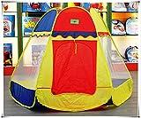 PIGLOO Hexagonal Dome Pop Up Play Tent H...