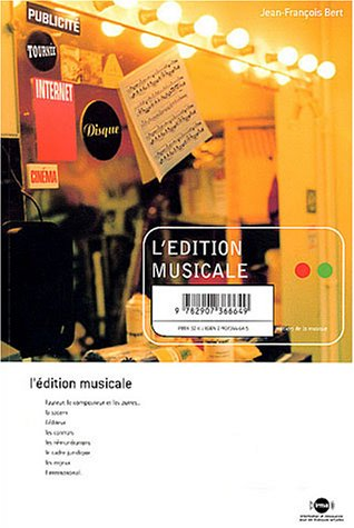 L'Edition musicale