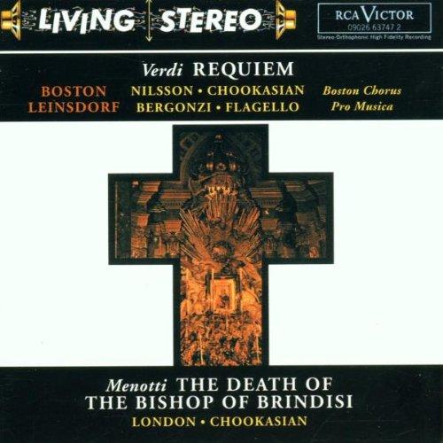 Requiem/Death of the Bishop of