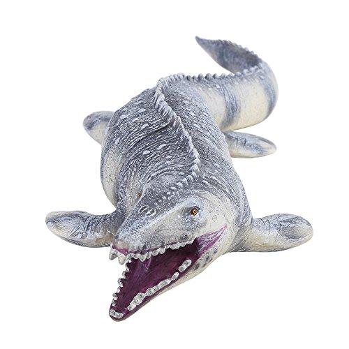 45cm Lungo Realistico Di Aspetto Del Giocattolo Del Dinosauro Del Mosasaurus Figure Animali Del Modello Per Il Grande Favore Del Partito Del Regalo Del Bambino Dei Capretti