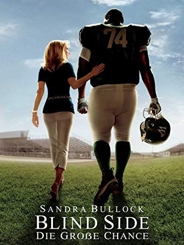 The Blind Side [dt./OV] - Football-spiele American