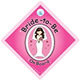 from MARRIAGE iwantthatsign.com BRIDE TO BE ON BOARD Car Sign, Baby on Board Style, Wedding Sign, Marriage Sign, Just Married Sign, baby on board, Just Married Car Sign, Bride On Board Sign, Wedding Gift, Wedding Present Model bridetobe