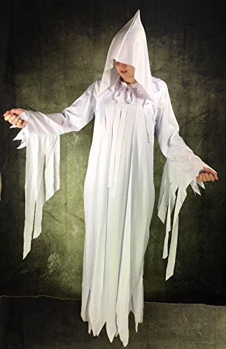 ist, Sensenmann-Kostüm Hexe, Halloween Fancy Dress (Sensenmann Kostüm Erwachsene)