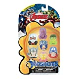 Marvel Avengers Mashems Series 1 Value Pack Toy Figure Set of 6 by Tech for Kids