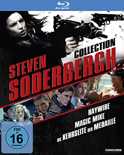 Preisvergleich Produktbild Steven Soderbergh Collection [Blu-ray]