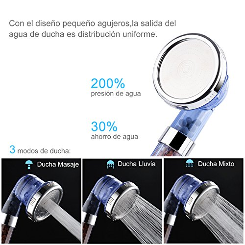Alcachofa ducha HogarTech