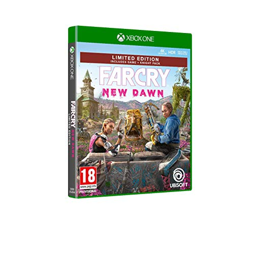 Far Cry New Dawn (Edición Exclusiva Amazon)