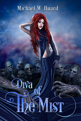 Diva of The Mist (Gothic Shorts Book 3) (English Edition)