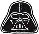 Unbekannt Lucasfilm Ltd. JF01626E Badematte, Baumwolle, Vader, Stück: 1