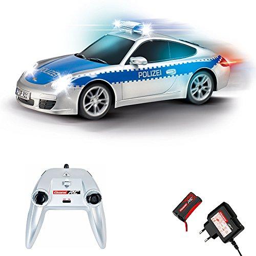 RC Auto kaufen Spielzeug Bild 2: CARRERA RC 370162092 - Polizei Porsche 911, Fahrzeuge mit Funktion*
