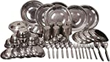 #7: Royal sapphire stainless steel dinner set 53 pcs